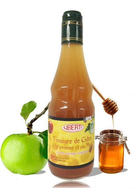 Apple Cider Vinegar With Apple Juice & Honey