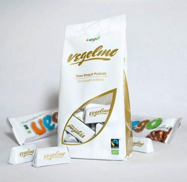 Vegolino Praline Chocolates Vegan, FairTrade, ORGANIC image 2
