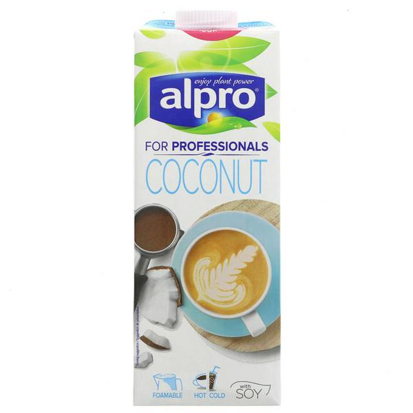 Coconut milk for professionals in 1l from alpro for Alpro coconut cuisine