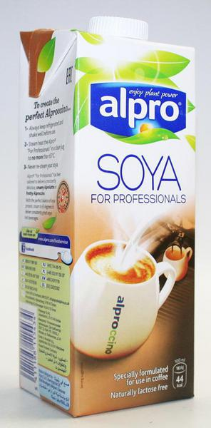 Soya Drink For Professionals