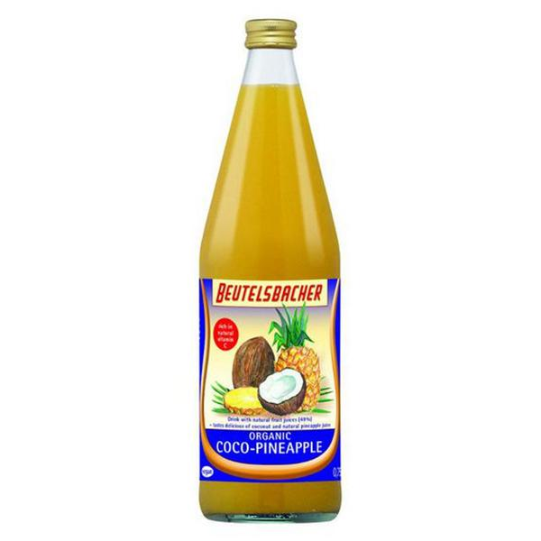 Demeter Coco Pineapple Drink ORGANIC