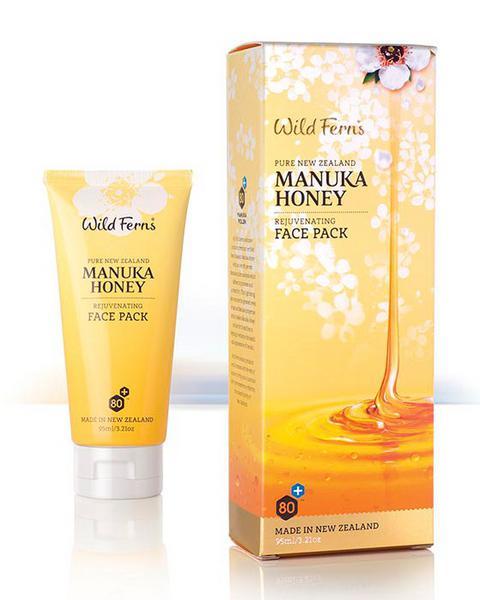 Manuka Honey Facial Treatment Pack