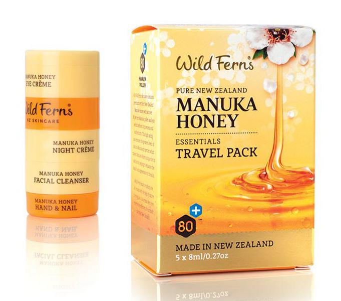 Manuka Honey Travel Pack