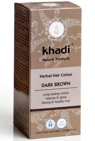Dark Brown Hair Colourant Vegan, ORGANIC
