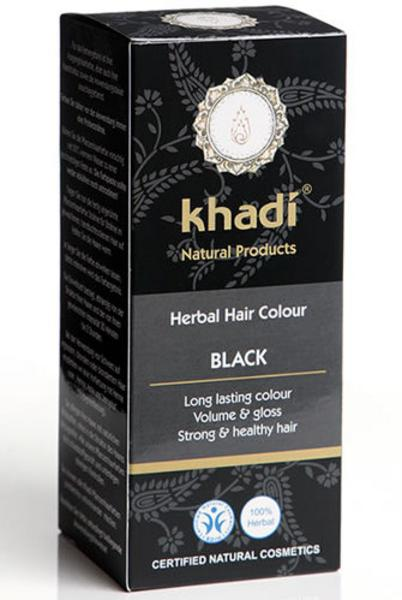 Black Hair Colourant Vegan, ORGANIC