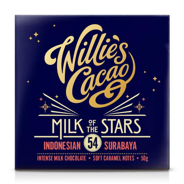 Milk of the Stars Chocolate