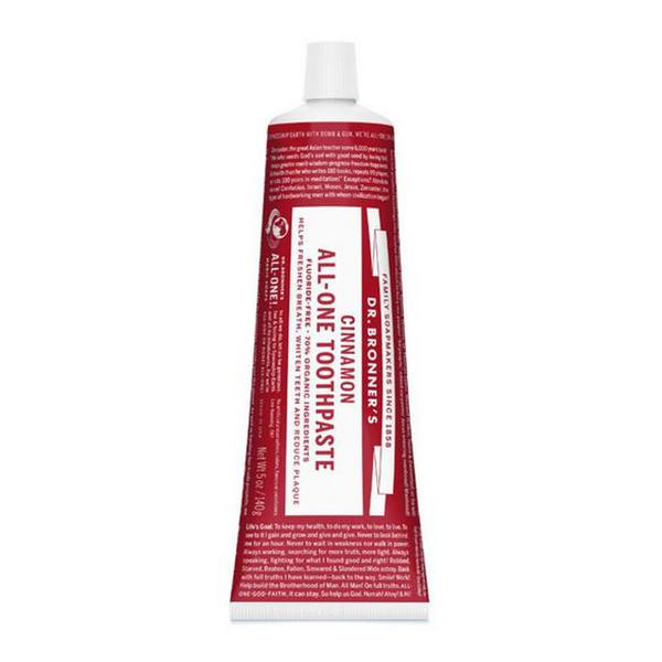 Cinnamon All-One Toothpaste Vegan
