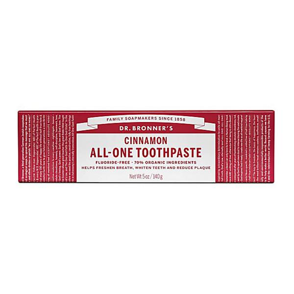 Cinnamon All-One Toothpaste Vegan image 2