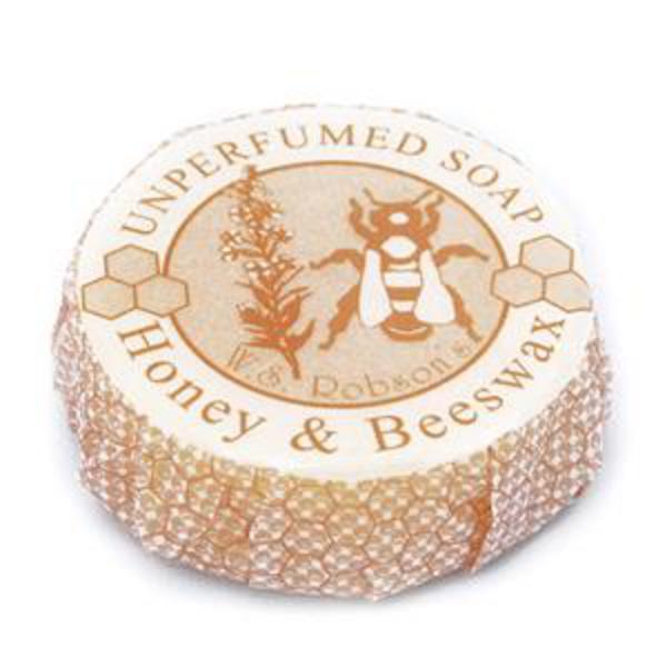 Honey & Beeswax Soap Unperfumed