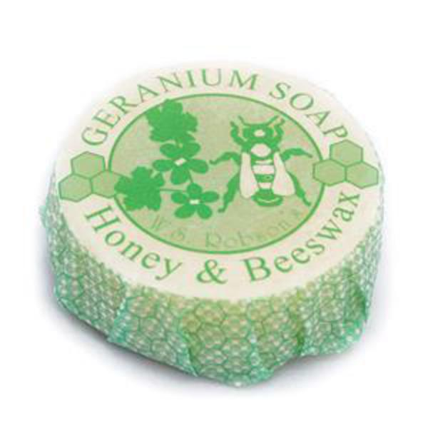 Honey & Beeswax Soap Geranium