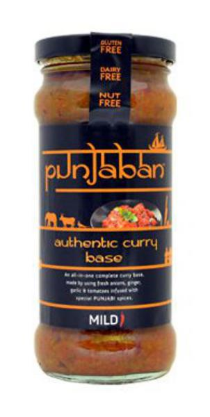 Authentic Curry Base Mild Gluten Free