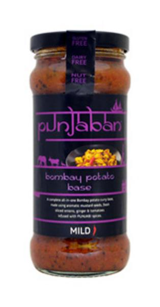 Bombay Potato Curry Base Gluten Free