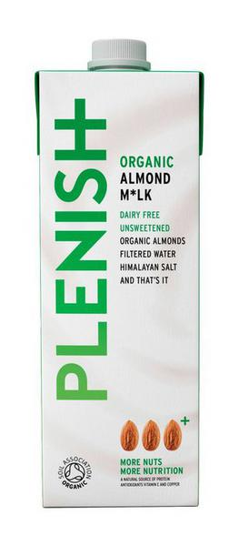 Long Life Almond Milk