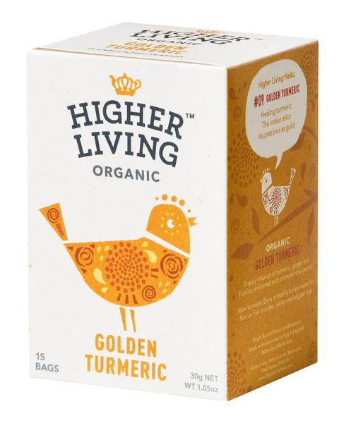 Golden Turmeric Tea ORGANIC