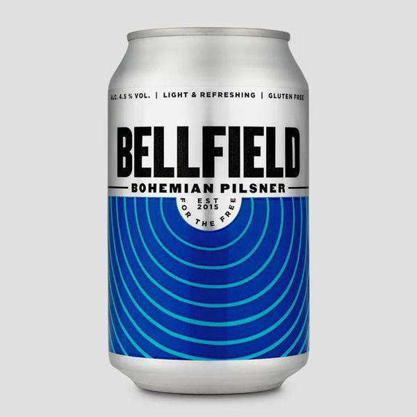 Bohemian Pilsner Beer Gluten Free, Vegan