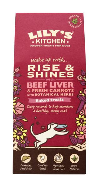 Rise and Shines Dog Treats