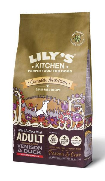 Dry Dog Food With Glucosamine And Chondroitin