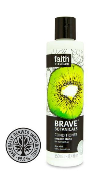 Brave Botanicals Kiwi & Lime Smooth Shine Conditioner