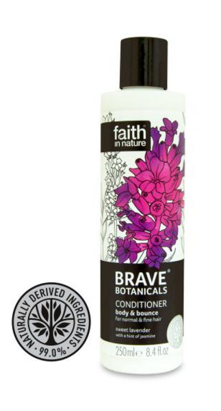 Brave Botanicals Lavender&Jasmine Body & Bounce Conditioner