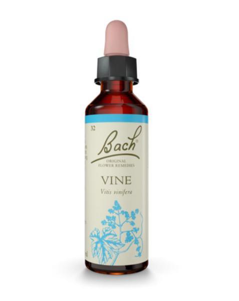 Flower Remedy Vine Bach