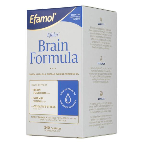 Efalex Brain Formula Supplement