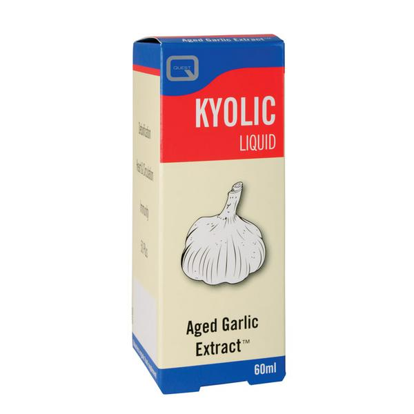 Kyolic Aged Garlic Liquid Extract Vegan