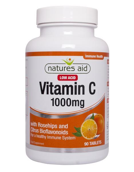 Vitamin C Timed Release 1000mg Vegan
