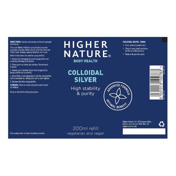 Colloidal Silver Vegan image 2