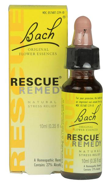 Flower Remedies Rescue