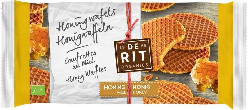 Honey Waffles ORGANIC