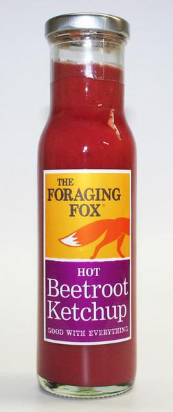 Hot Beetroot Ketchup