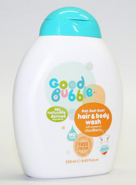 Hair & Body Wash With Cloudberry Extract