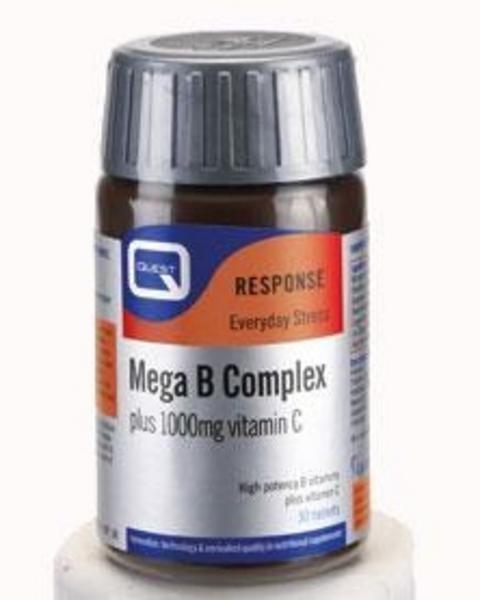 Super Mega B Plus C Vitamins