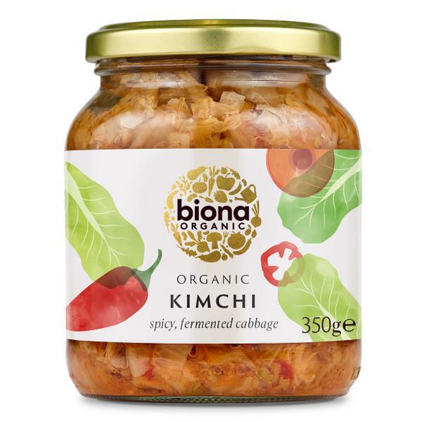 Spicy Kimchi Vegan, ORGANIC