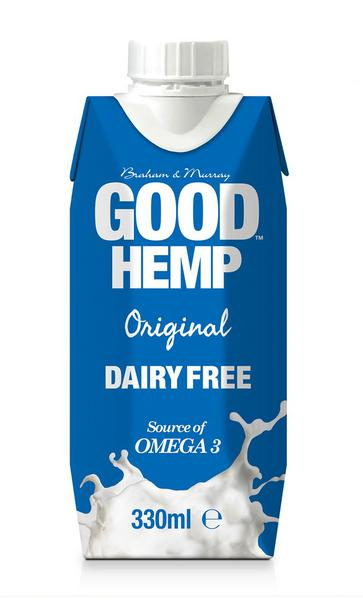 Hemp Drink Gluten Free, Vegan