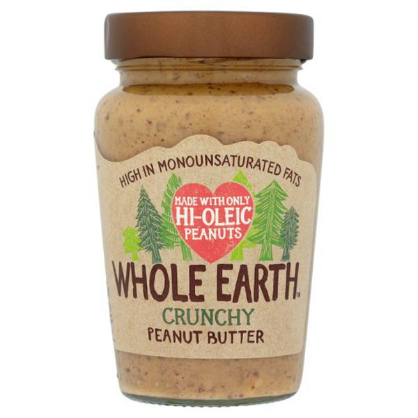 Hi-Oleic Crunchy Peanut Butter