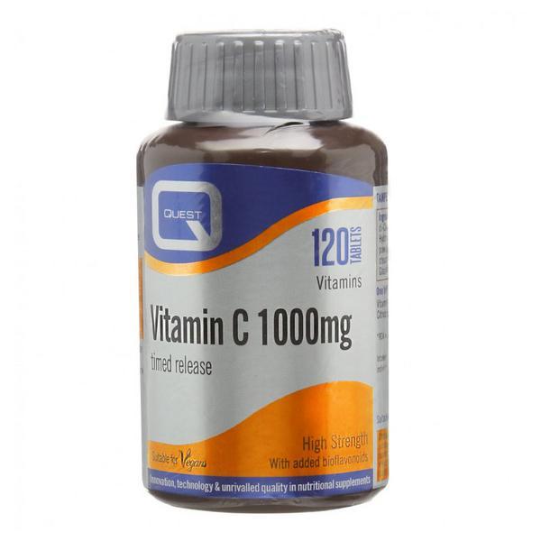Vitamin C 1000mg Gluten Free, Vegan