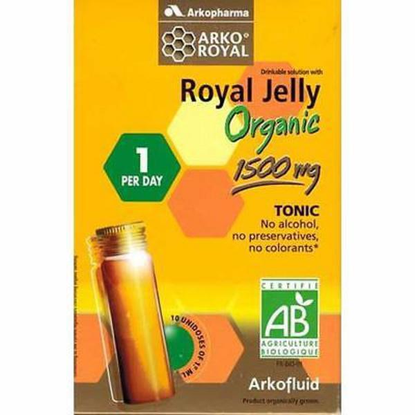 Royal Jelly Supplement ORGANIC
