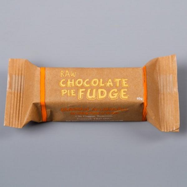 Chocolate Raw Fudge
