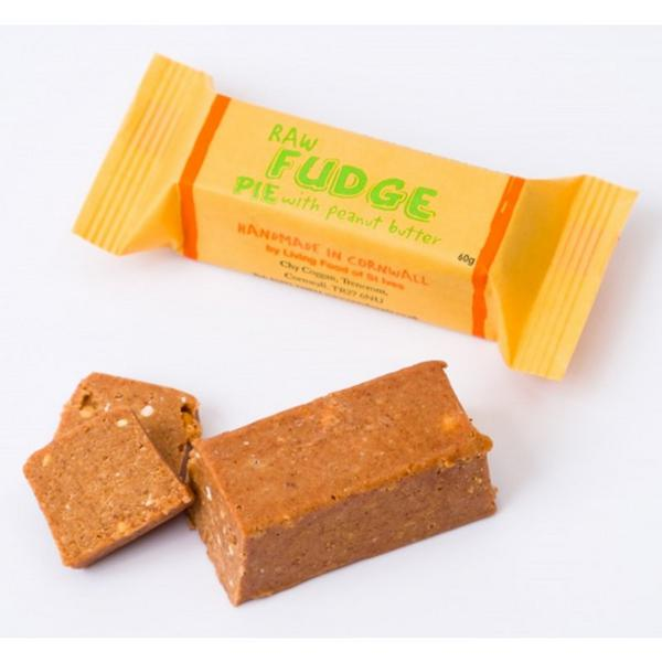 Peanut Butter Raw Fudge