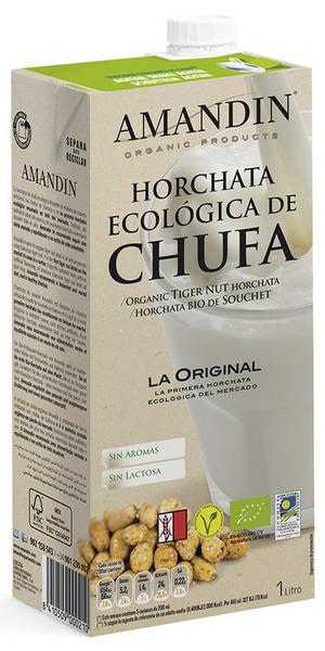 Tiger Nut Horchata Drink Original ORGANIC