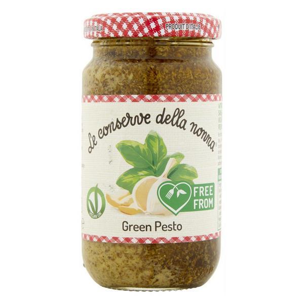 Green Basil Pesto Gluten Free, Vegan
