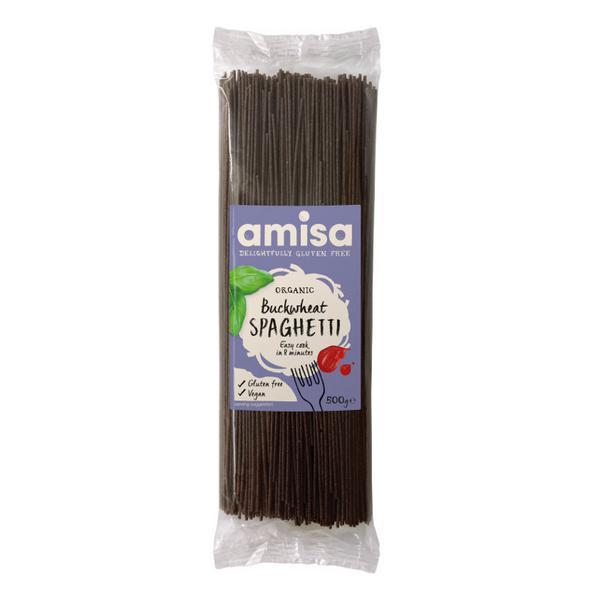 Buckwheat Spaghetti Gluten Free, ORGANIC