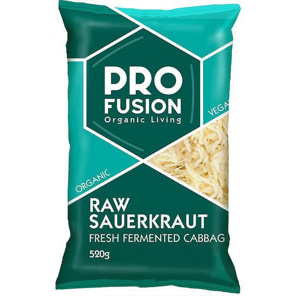 Fresh Sauerkraut Unpasteurised dairy free, Vegan, ORGANIC