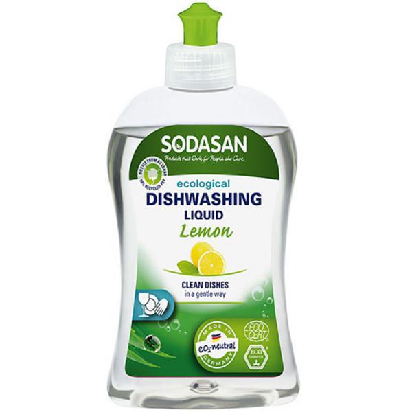 Lemon Washing Up Liquid dairy free, Vegan
