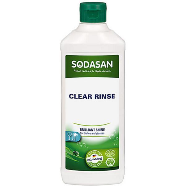 Clear Rinse Aid Biodegradable Vegan