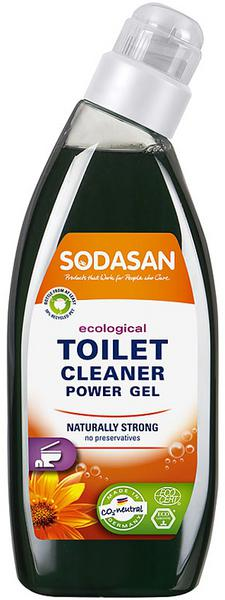 Power Gel Toilet Cleaner In 750ml From Sodasan