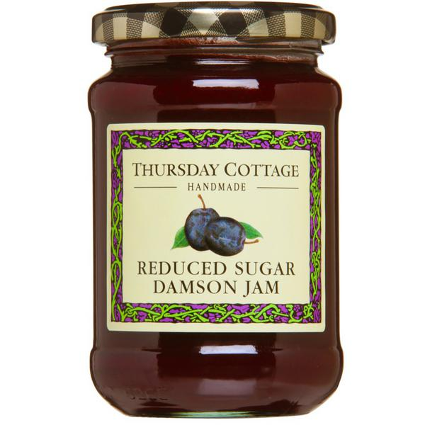 Damson Jam Reduced Sugar