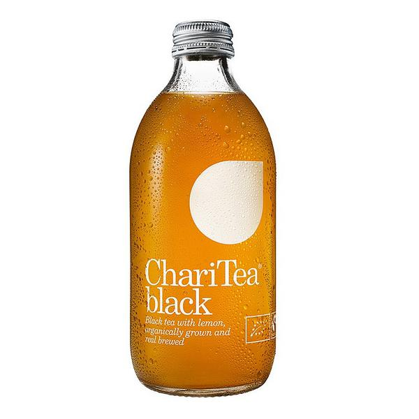 Black Iced Tea with Lemon FairTrade, ORGANIC