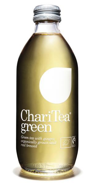 Green Iced Tea with Ginger FairTrade, ORGANIC